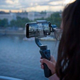 Vidéo via smartphone (MOJO)