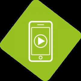 Formation Vidéo via smartphone (MOJO)