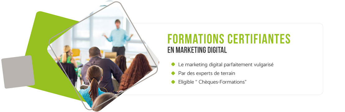 E-Net School, centre de formation en Marketing Digital